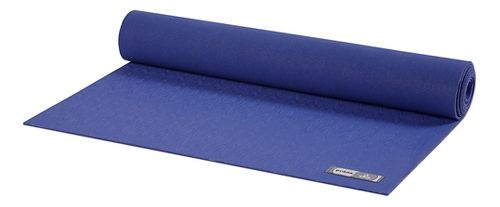 prAna Indigena Natural Yoga Mat Fitness Equipment - Blue/Blue OS