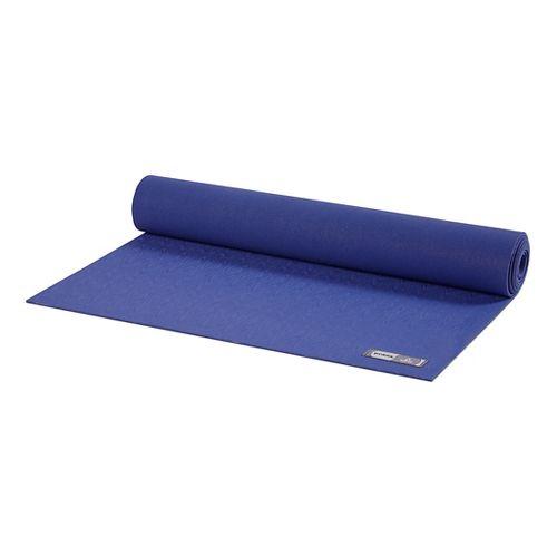prAna Indigena Natural Yoga Mat Fitness Equipment - Blue/Blue OS