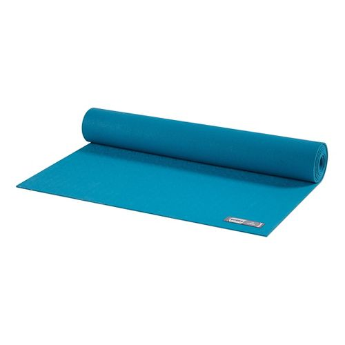 prAna Indigena Natural Yoga Mat Fitness Equipment - Blue OS
