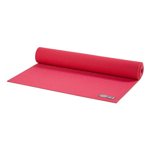 prAna Indigena Natural Yoga Mat Fitness Equipment - Red OS