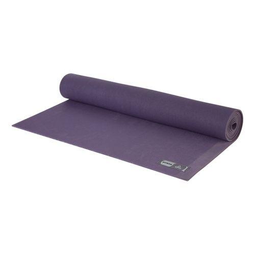 Prana Indigena Natural Yoga Mat Fitness Equipment - Plum