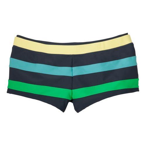 Womens Prana Tavarua Bottom Swimming UniSuits - Coal XL
