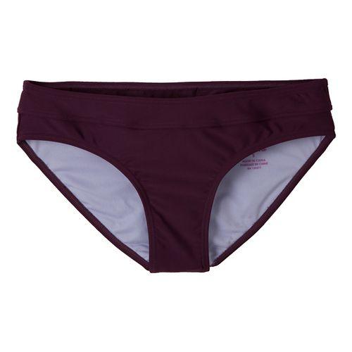 Womens Prana Ramba Bottom UniSuits - Merlot S