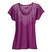 Womens Prana Chelsea Short Sleeve Non-Technical Tops