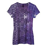 Womens Prana Bindi Tee Short Sleeve Non-Technical Tops