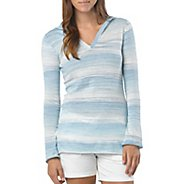 Womens Prana Gemma Sweater Long Sleeve Non-Technical Tops