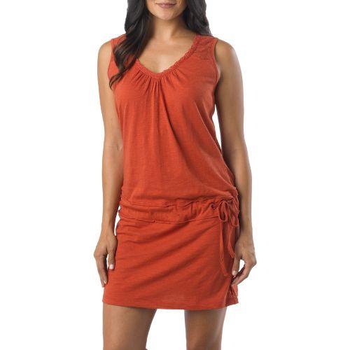 Womens Prana Bree Dress Fitness Skirts - Indian Red M