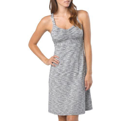 Womens Prana Amaya Spacedye Dress Fitness Skirts - Opal S