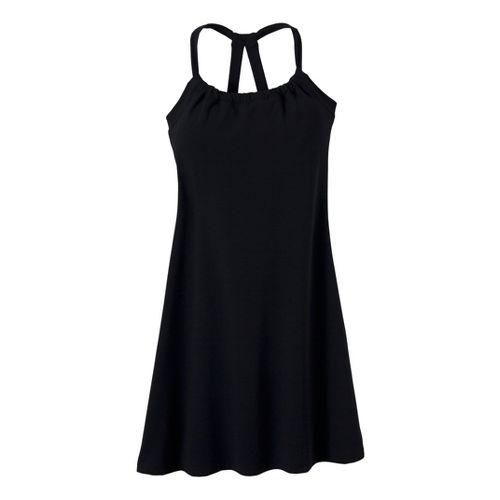Womens Prana Quinn Dress Short Length Fitness Skirts - Black M