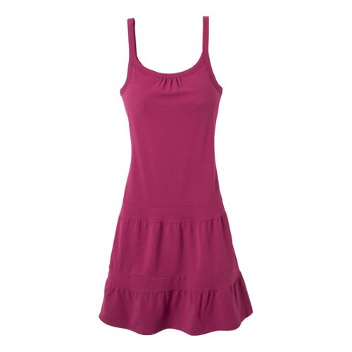 Womens Prana Lexi Dress Fitness Skirts - Boysenberry XS