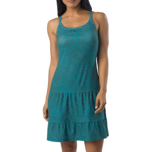 Womens Prana Lexi Dress Fitness Skirts - Dragonfly Mayan XS