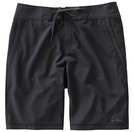 Mens Prana Linear Lined Shorts