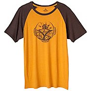 Mens Prana Farm Tee Short Sleeve Non-Technical Tops