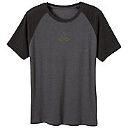 Mens Prana Carabiner Tee Short Sleeve Non-Technical Tops