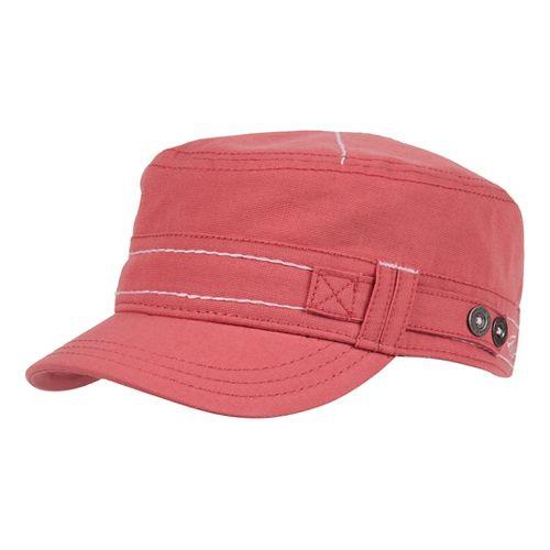 Prana Jackie Organic Cadet Headwear - Tomato