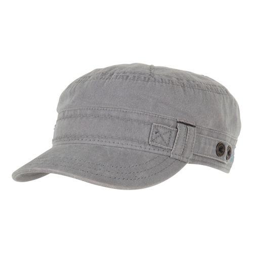 Prana Jackie Organic Cadet Headwear - Grey