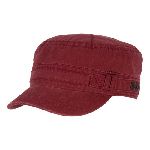 Prana Jackie Organic Cadet Headwear - Red Rock