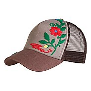 Prana Prana Embroidered Trucker Headwear