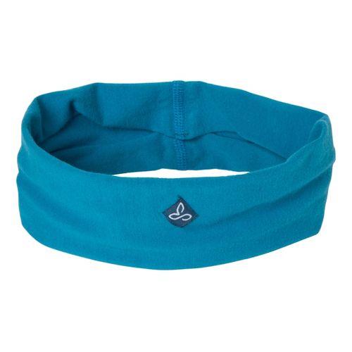 Prana Headband Womens Headwear - Deep Cyan