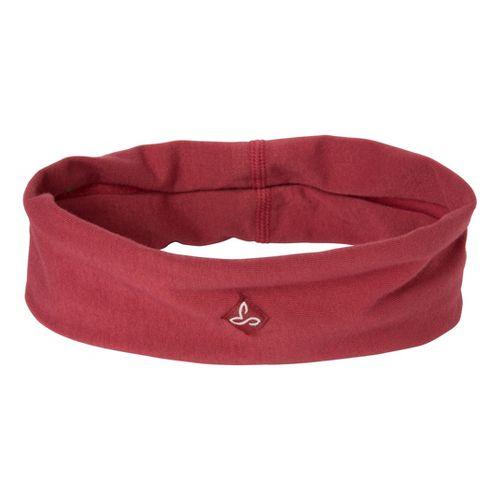 Prana Headband Womens Headwear - Indian Red