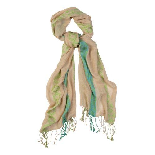 Prana Samantha Scarf Headwear - Green