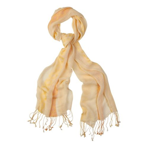 Prana Samantha Scarf Headwear - Yellow