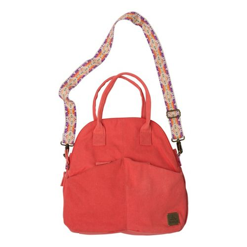 Prana Georgette Satchel Bags - Fire Red