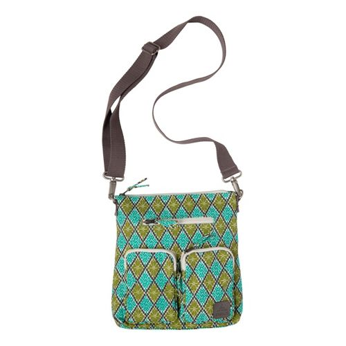 Prana Dakota Medium Zip Pack Bags - Mint