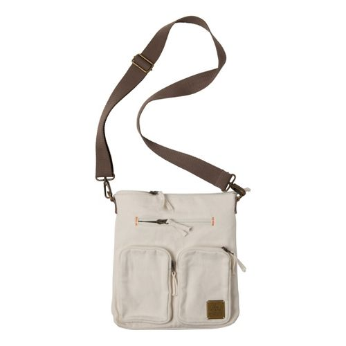 Prana Dakota Medium Zip Pack Bags - Natural