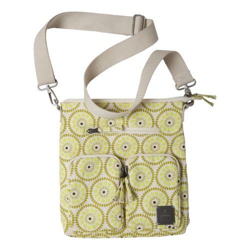 Prana Dakota Medium Zip Pack Bags - Olive