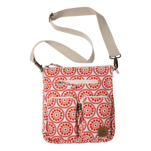 Prana Dakota Medium Zip Pack Bags - Sunray
