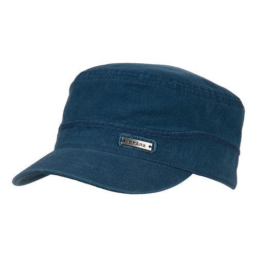 Mens Prana Marr Cadet Headwear - Blue Ridge
