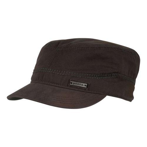Mens Prana Marr Cadet Headwear - Olive