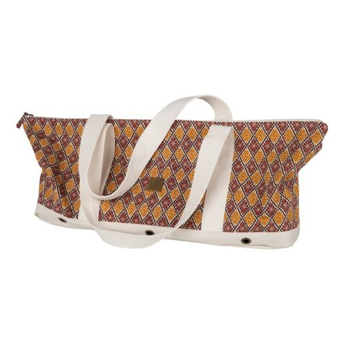 Prana June Yoga Tote Bags - Curry