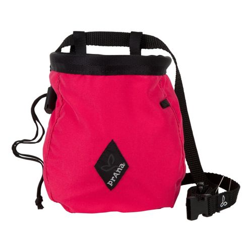 Prana Chalk Bag with Belt Holders - Berry