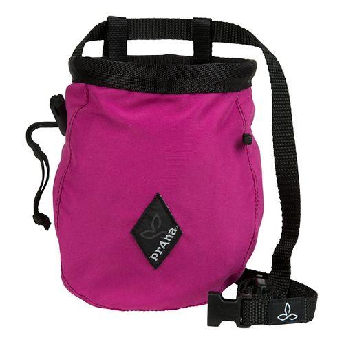 Prana Chalk Bag with Belt Holders - Fuchsia