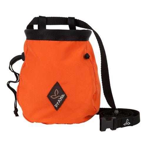 Prana Chalk Bag with Belt Holders - Orange