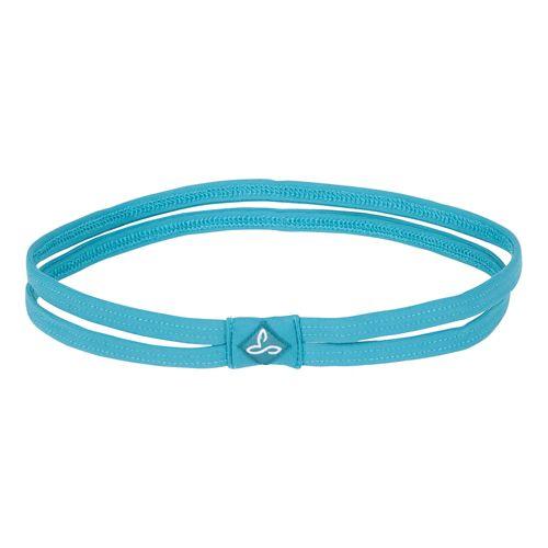 Prana Double Headband Headwear - Capri Blue