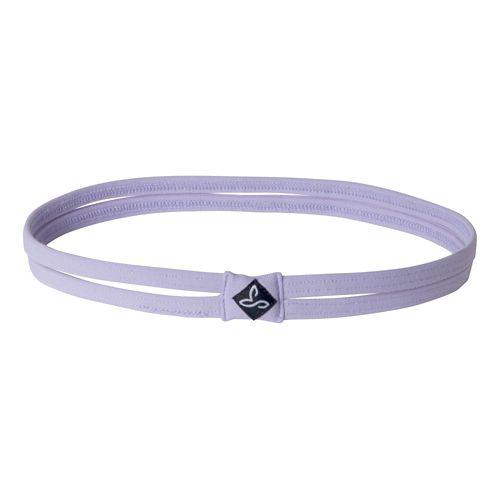 Prana Double Headband Headwear - Lavender