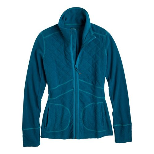 Womens Prana Dee Dee Outerwear Jackets - Ink Blue M