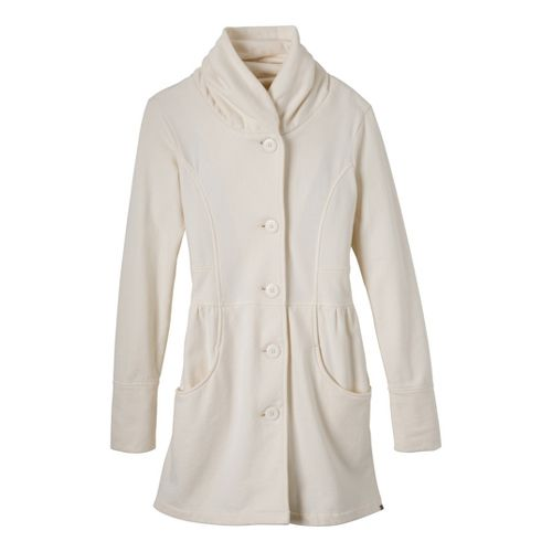 Womens Prana Mariska Warm-Up Unhooded Jackets - Winter L