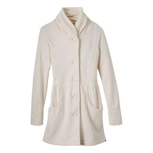 Womens Prana Mariska Warm-Up Unhooded Jackets - Winter M