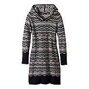 Womens prAna Meryl Sweater Skirts Dresses