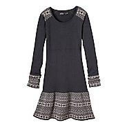 Womens Prana Carmen Sweater Dress Fitness Skirts