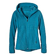 Womens Prana Drea Jacket Warm-Up Hooded Jackets