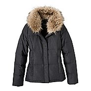 Womens Prana Jasmine Down Jacket Warm-Up Hooded Jackets