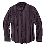 Mens Prana Carillo Long Sleeve Non-Technical Tops