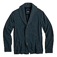 Mens Prana Norton Warm-Up Unhooded Jackets