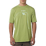 Mens Prana Solo T Short Sleeve Technical Tops