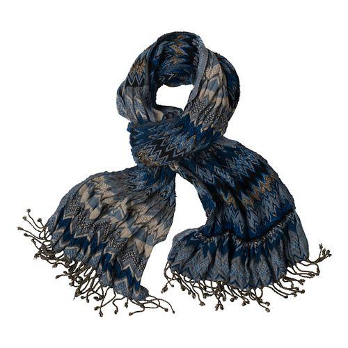 Prana IKAT Scarf Headwear - Blue